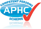 APHC competent person member